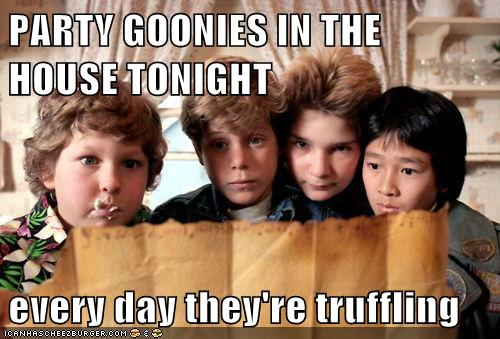 goonies party gif
