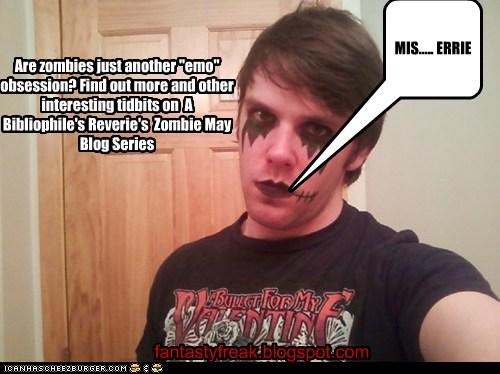 Emo Zombies?