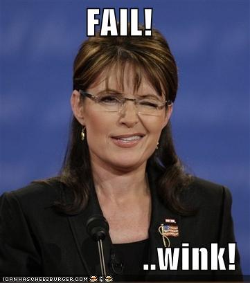 wink fail