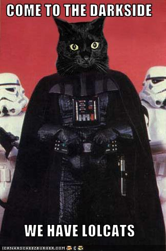 lolcats dark side