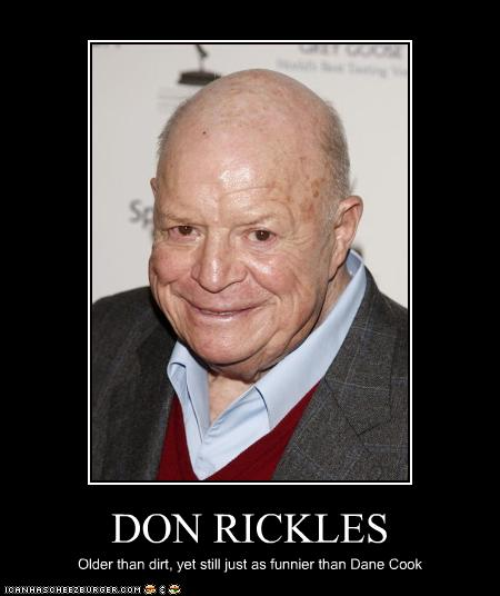 Funny Don Rickles