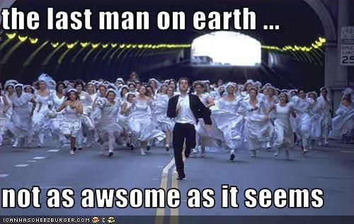 Last Man on earth Funny