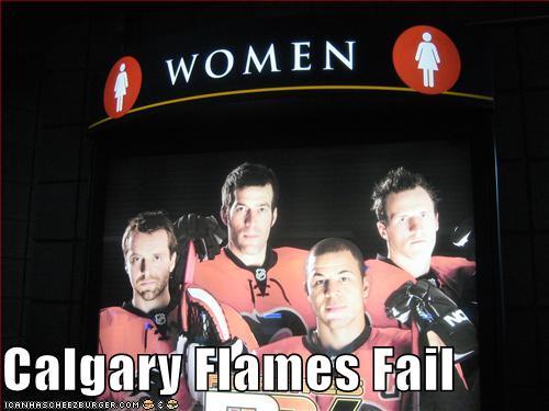 Calgary Flames Funny