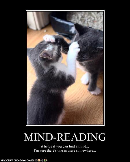 lol mind reading
