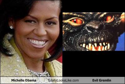 michelle obama gremlin