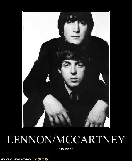 bromance lennon mccartney