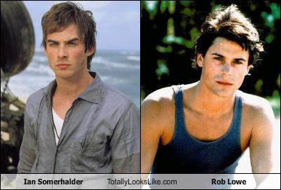 Somerhalder totally looks like rob lowe look alike by ashleyinvogue