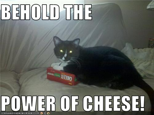 the power of cheese