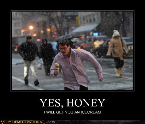 YES, HONEY