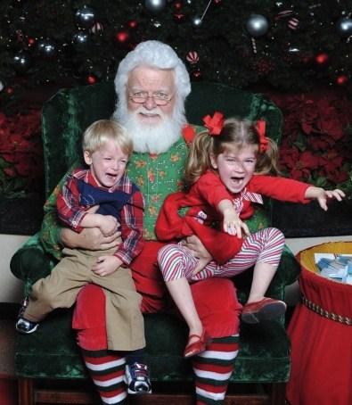 It Never Stops Santa, Never