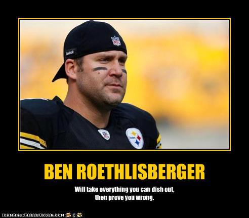 Funny Roethlisberger Pictures