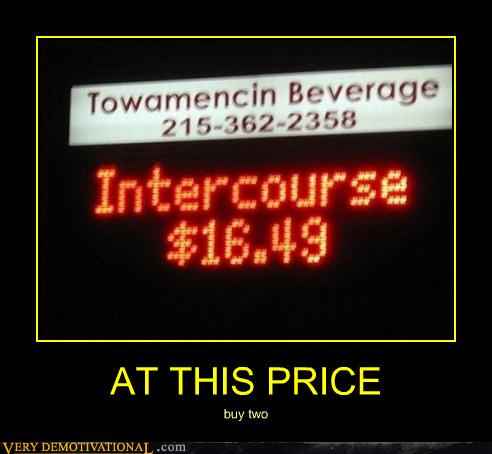 AT THIS PRICE