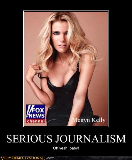 SERIOUS JOURNALISM