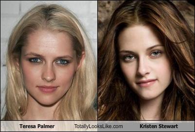 Teresa Palmer Kristen Stewart on Cheezburger   Teresa Palmer Totally Looks Like Kristen Stewart
