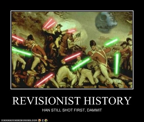 Civil War with Light Sabers