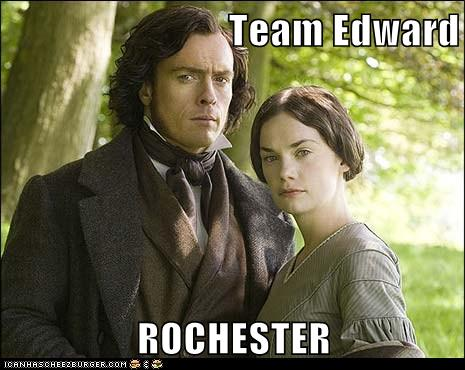 Team Edward  ROCHESTER