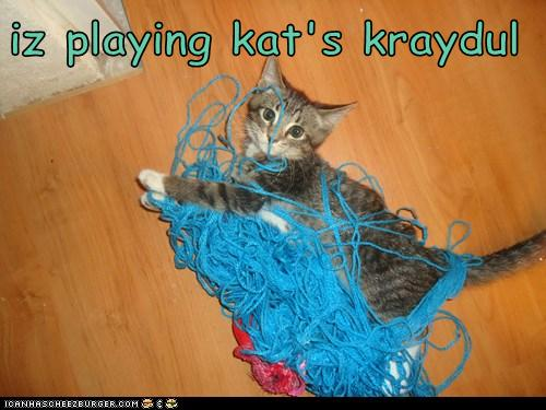 iz playing kat's kraydul