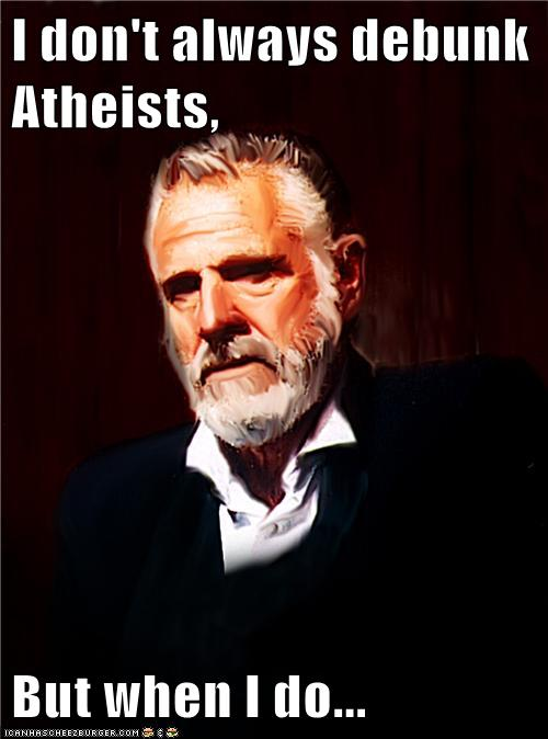 atheists, meme, funny