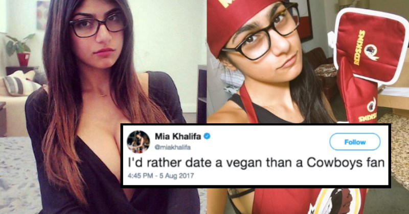 Mia Khalifa Gets Trolled By Twitter After She Posts That Shed