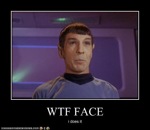 Wtf Meme Face