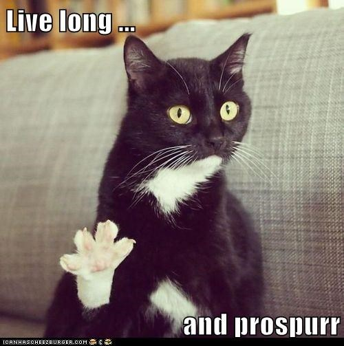 Live long... and prospurr