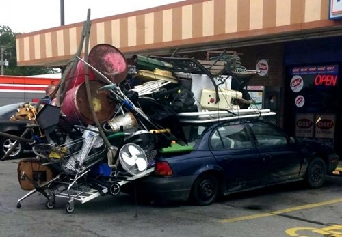 Wait, We Need to Add a Spare Tire on Top