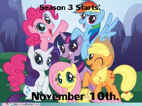 Season 3 Starts Nov.10th!!!