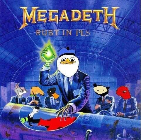 Megadeth Pls