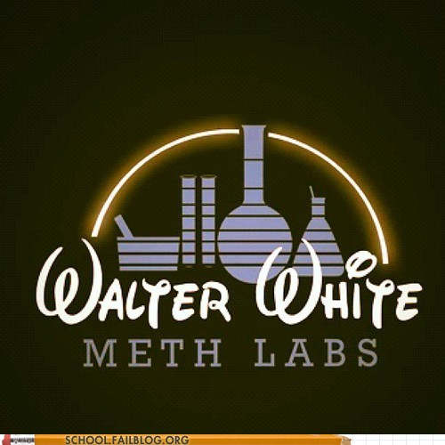 "If Disney Made ""Breaking Bad"""