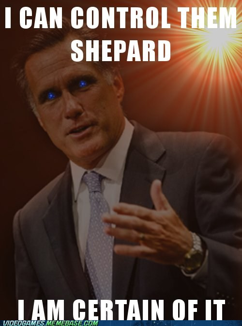 The Illusive Romney
