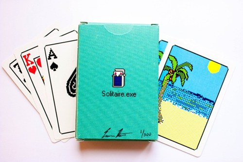 Shut Up and Take My Money of the Day: Solitaire.exe