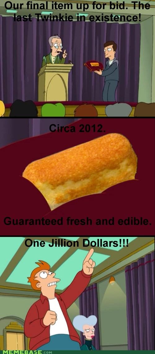 Want a Twinkie?