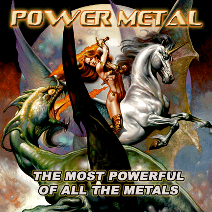 """They Don't Call it """"Wimp Metal"""""""