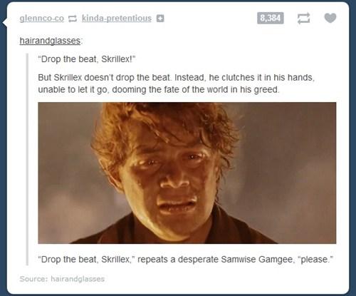 Skrillex in Mordor