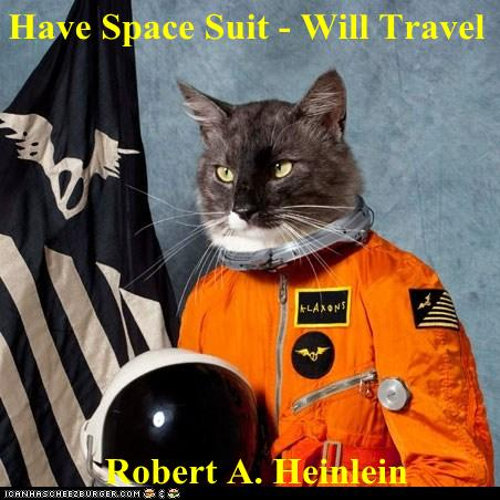 Have Space Suit - Will Travel Robert A. Heinlein