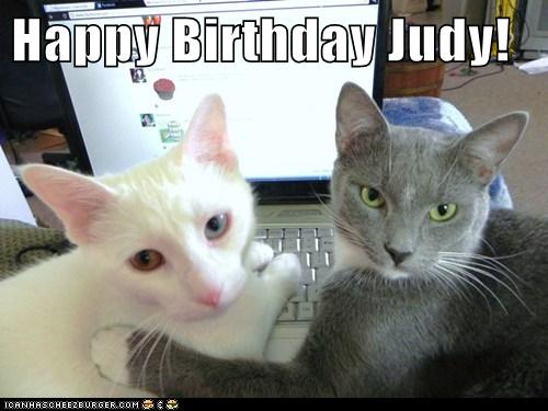 Happy Birthday Judy