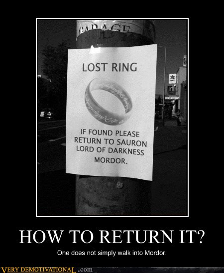 HOW TO RETURN IT