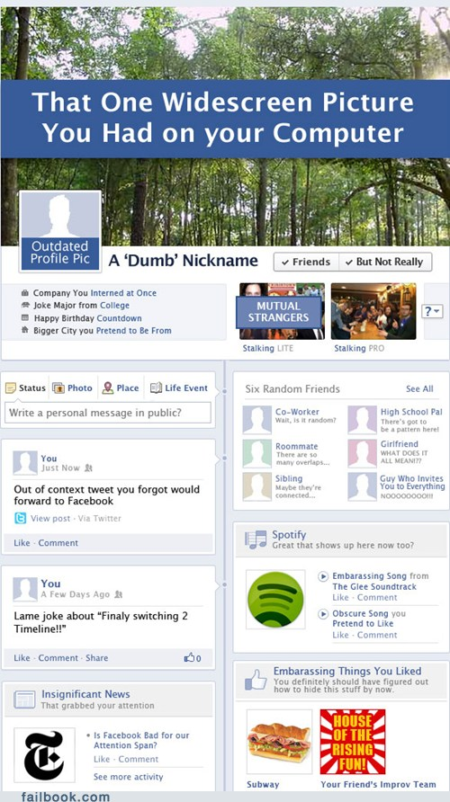 gjZN2C6VSEqIgN8CY8C2Uw2 Failbook: Your Facebook Timeline Funny Picture