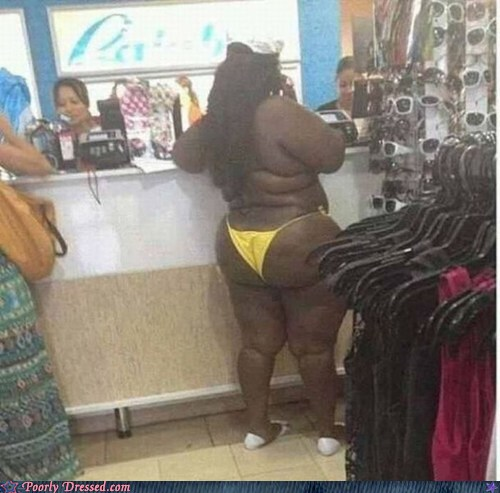 tC6mjtTECE n3YSzO4Z3 A2 Poorly Dressed: They Be All Like You Need Pants to Shop Funny Picture