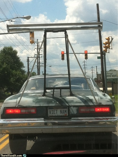 Let Me Guess: You Got That Spoiler in 'Nam?