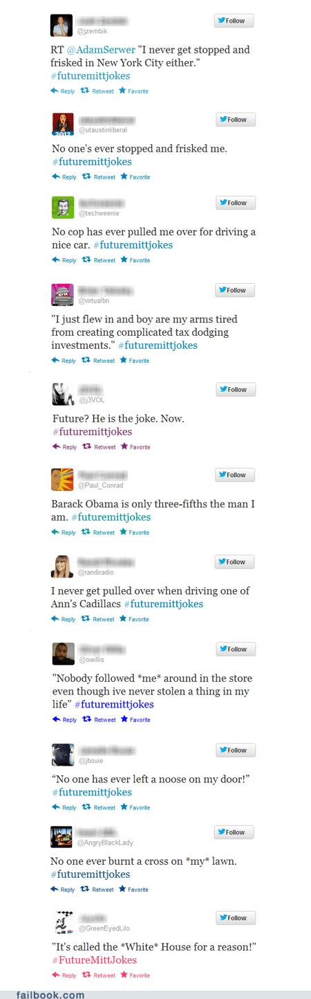 C3i qB3Ej0etby21VhZkCw2 Failbook: Twitter Trends: #FutureMittJokes Funny Picture