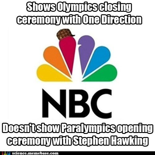 Not to Mention it Streamed the Olympics Opening Ceremony Slower Than Curiosity