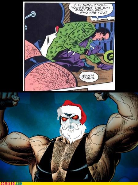 Bane Isn't Lying...
