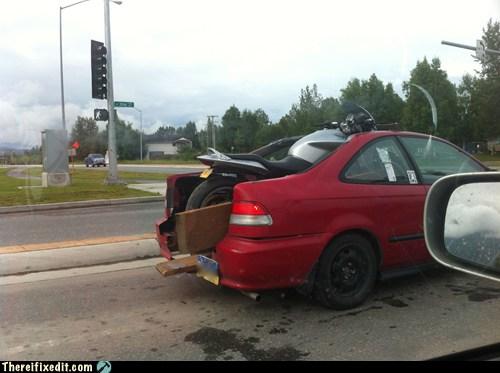 Half Pickup. Half Hatchback. Half Convertible.