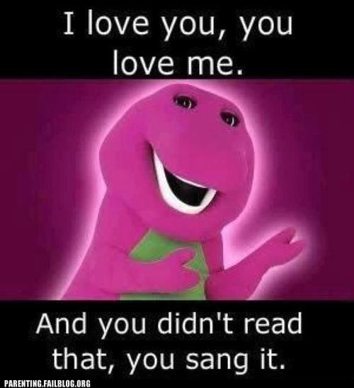 Troll Barney