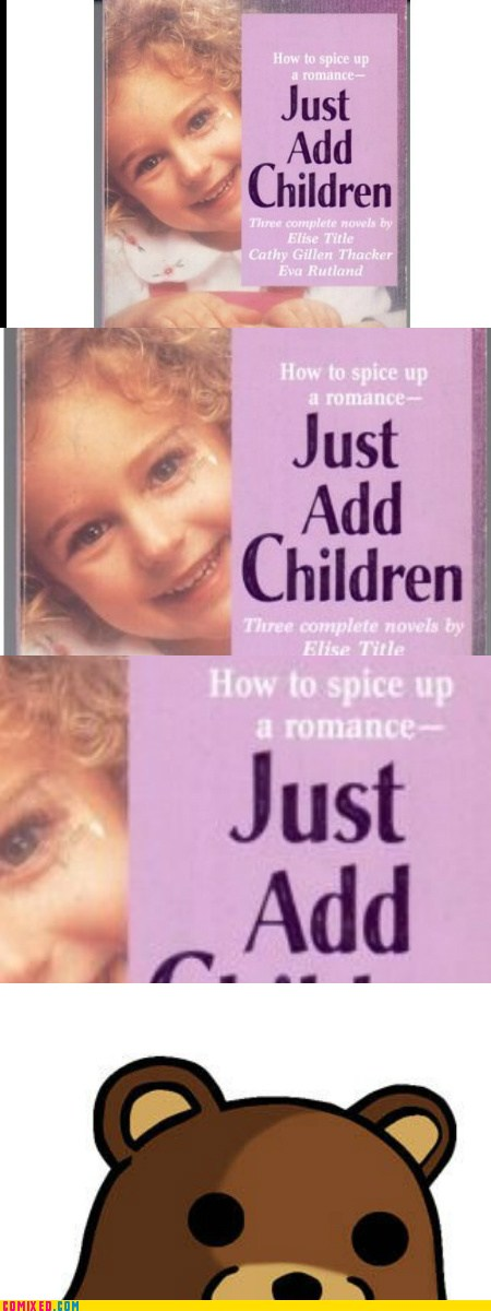 Children Lead to Romance? I Think You Have That Backwards