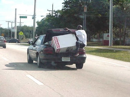 Oversize Loads: You Should a Buy Less Compaq Car