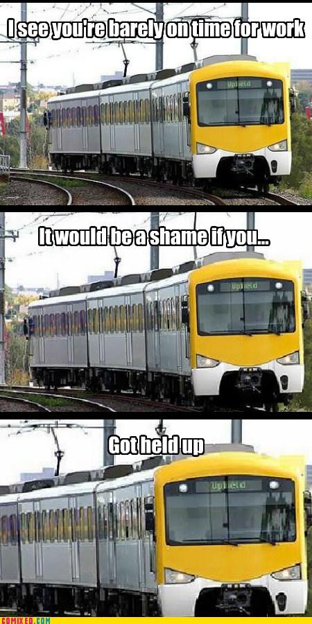 Troll Train