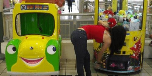 Hot Dog, Look At Those Buns!