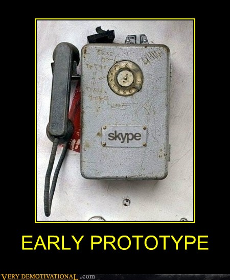 EARLY PROTOTYPE
